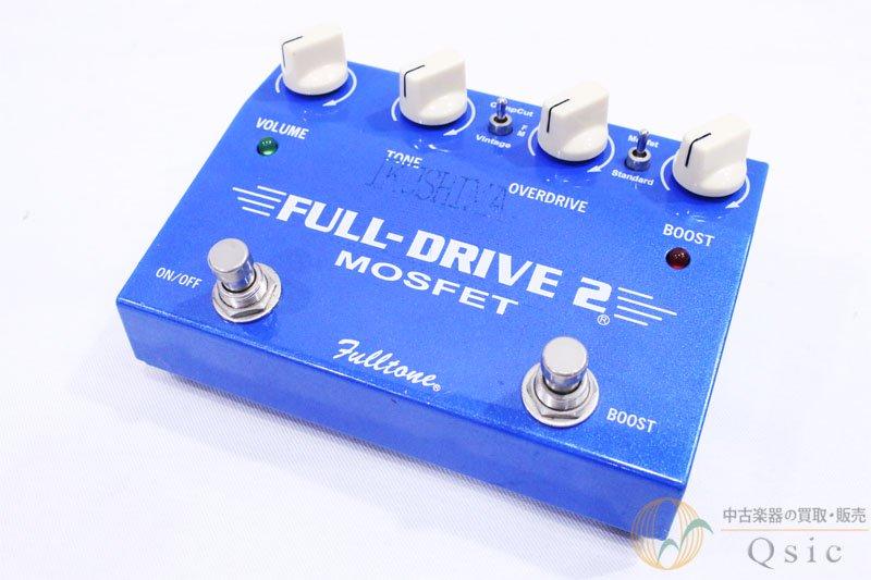 Fulltone Full Drive 2 Mosfet [PH780]