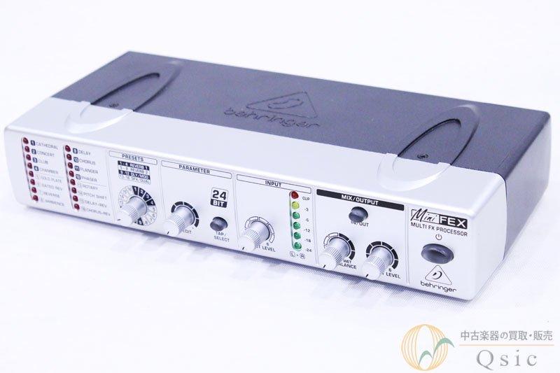 BEHRINGER FEX800 [QH098]