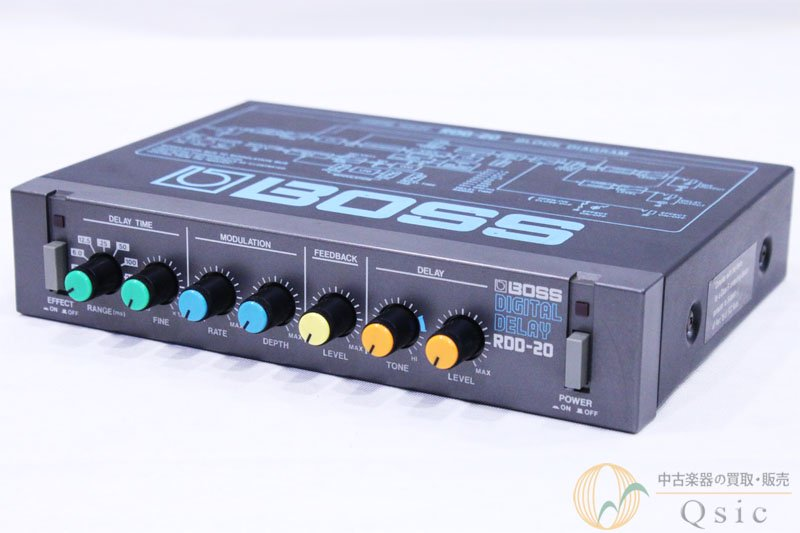 BOSS RDD-20 [QH685]