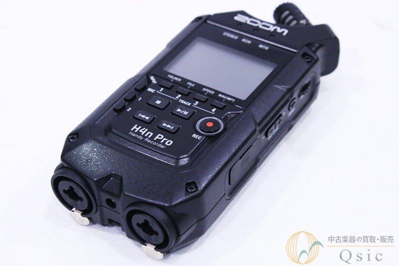 Zoom H4n Pro [QH656]