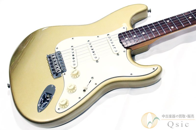 Fender Custom Shop 1960 Stratocaster Shoreline Gold 1995年製 【返品OK】[QH699]