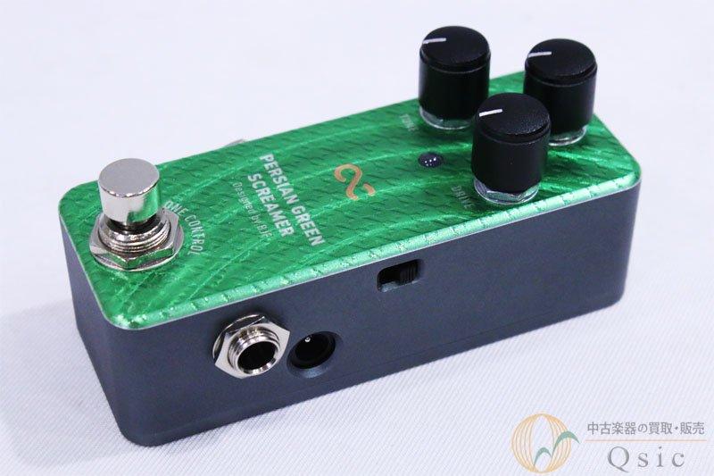 One Control Persian Green Screamer [QH642]