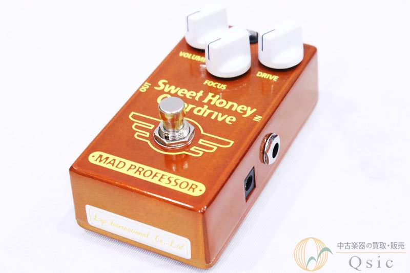 MAD PROFESSOR New Sweet Honey Overdrive / FAC [QH722]