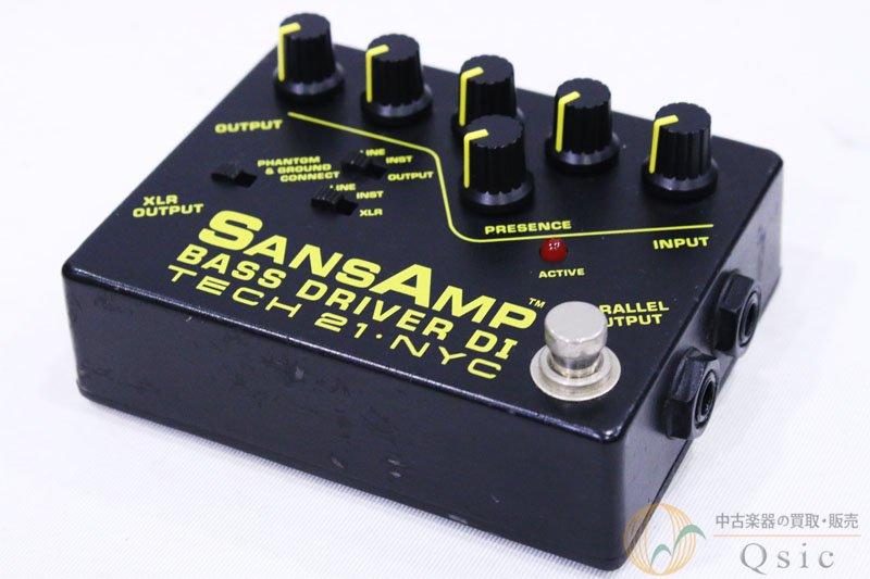 Tech 21 SANSAMP Bass Driver D.I [QH139]