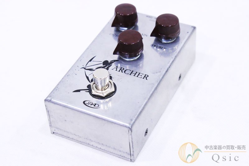 J.Rockett Audio Designs ARCHER Silver [QH103]