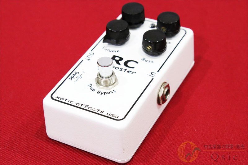 Xotic RC-BOOSTER [RH135]