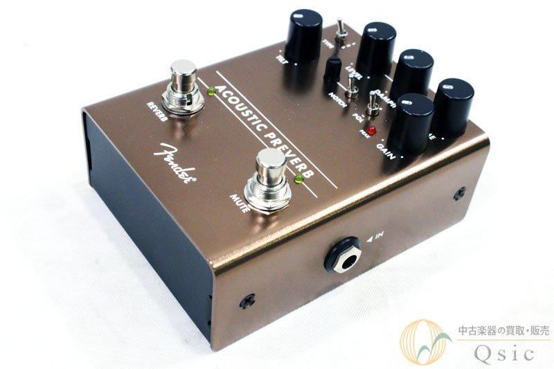 Fender Acoustic Preverb [RH792]