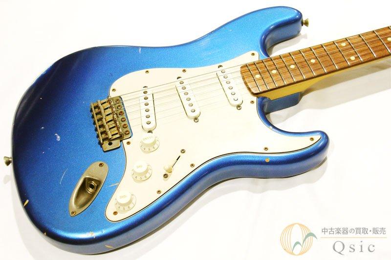 Nash Guitars S-63 Alder Lake Placid Blue Rosewod-C-Neck Med-Aged 【返品OK】[RH758]