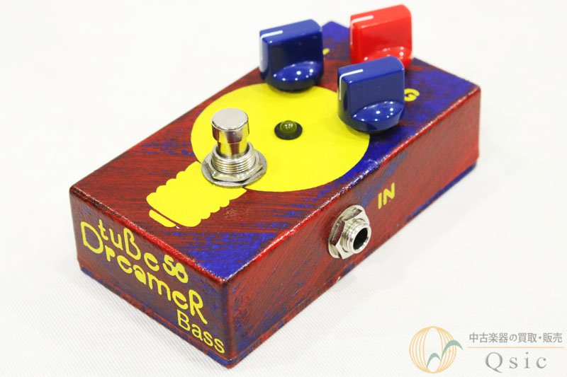 JAM Pedals Tube Dreamer 58 Bass [RH470]