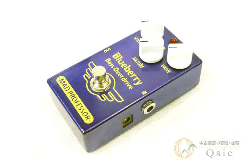 Mad Professor Blueberry Bass Overdrive [RH882]●