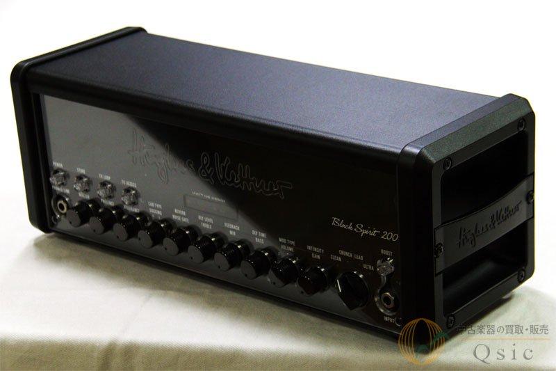 Hughes&Kettner Black Spirit 200 Head [RH476]