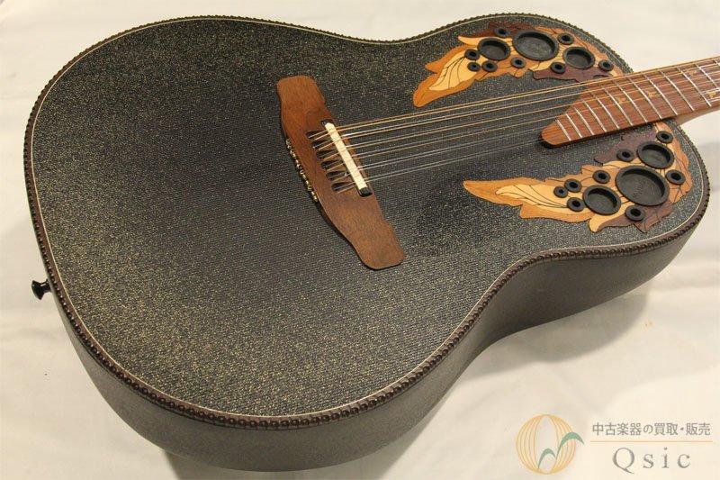 Ovation Adamas II 12 Strings 1685-5 1990年製 【返品OK】[RH946]