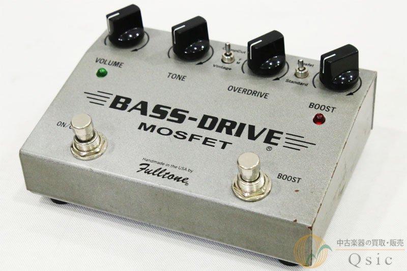 Fulltone BASS-DRIVE MOSFET [SH642]
