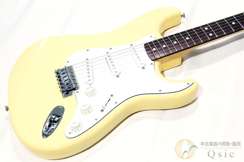 Fender Japan ST72 Yellow White/R 【返品OK】[SH433]