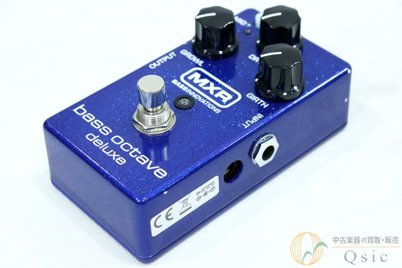 MXR M288 Bass Octave Deluxe [NG844]