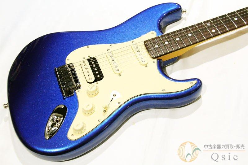 Fender American Ultra Stratocaster HSS Cobra Blue 2020年製 【返品OK】[SH072]