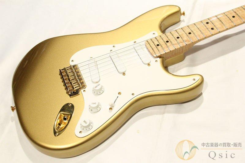 Fender Custom Shop Eric Clapton Stratocaster HLE Gold PRISTINE 1992年製 【返品OK】[SH065]