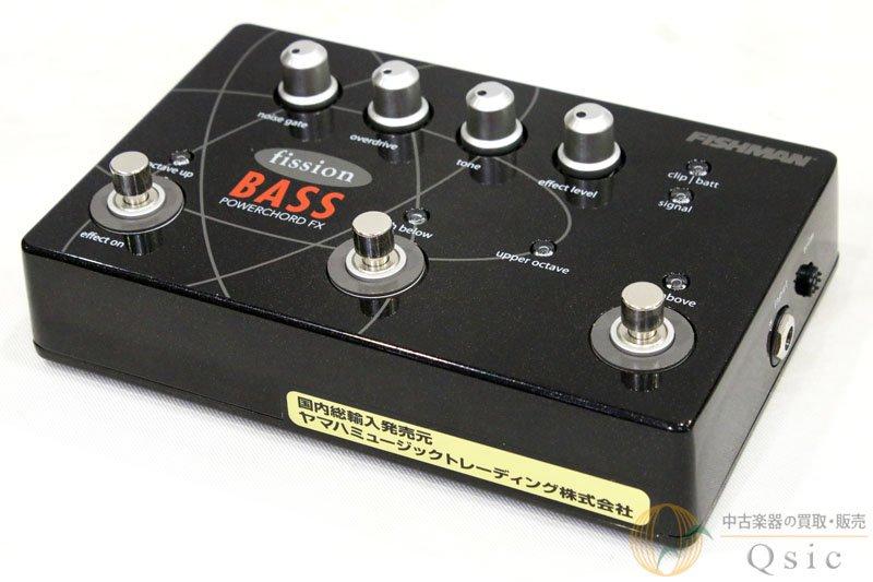 FISHMAN FISSION BASS [SH898]