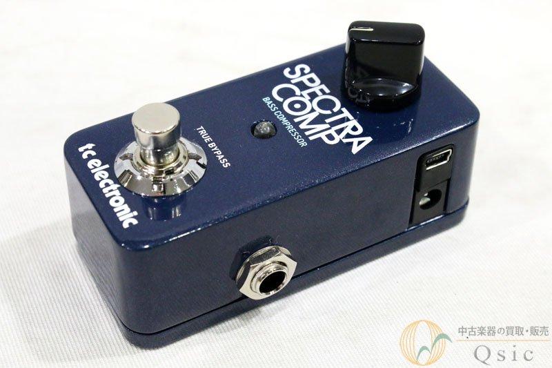 tc electronic SpectraComp Bass Compressor [SH114]