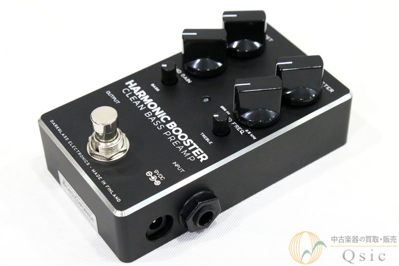Darkglass Electronics Harmonic Booster 2.0 [TH721]