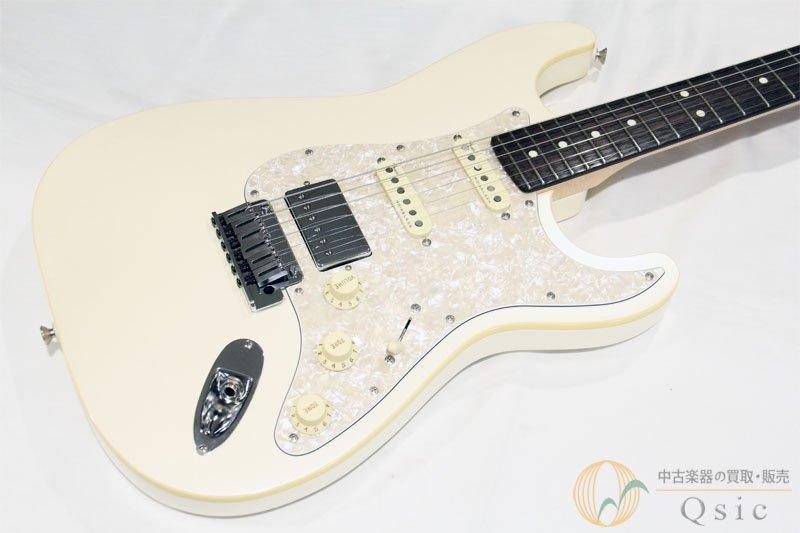 Fender Made In Japan Modern Stratocaster HSS Olympic Pearl 2019年製 【返品OK】[UH694]