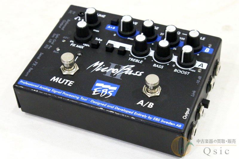 EBS Micro Bass II [UH401]