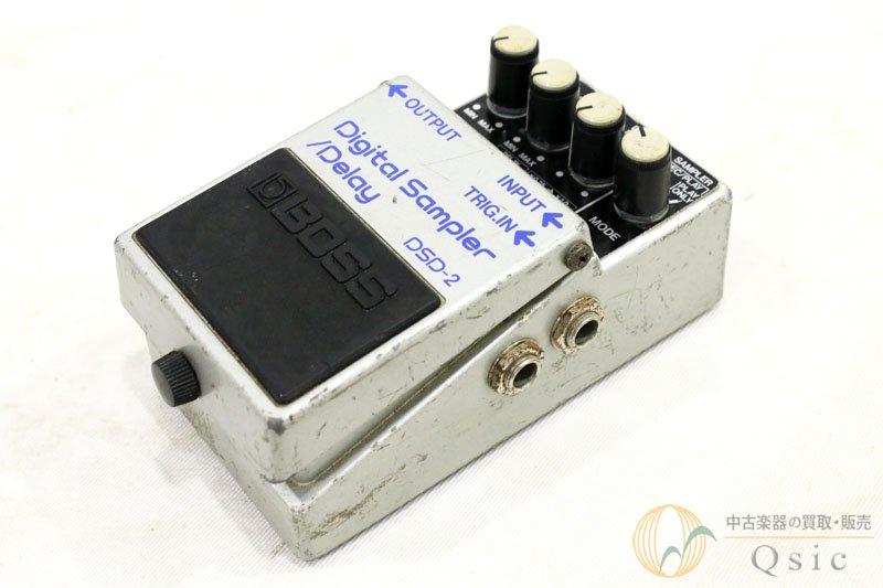 BOSS DSD-2 Digital Sampler/Delay 1985年製 [UH736]●