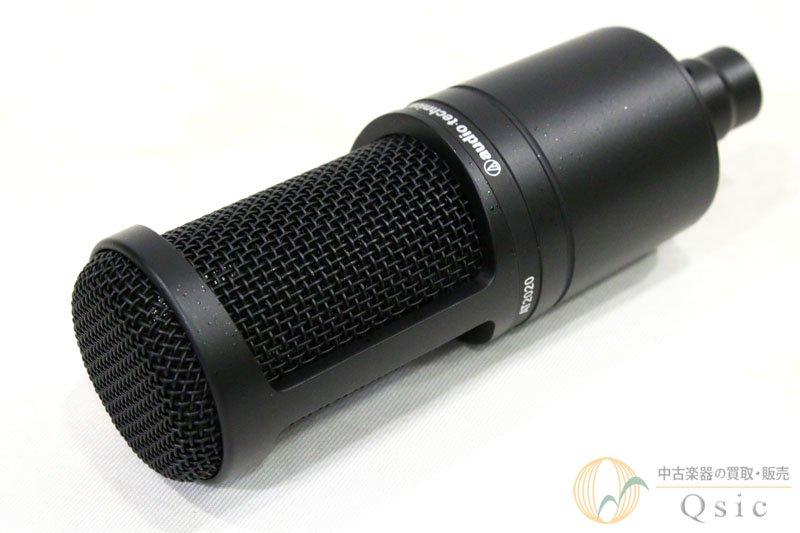 audio-technica AT2020 [UH726]