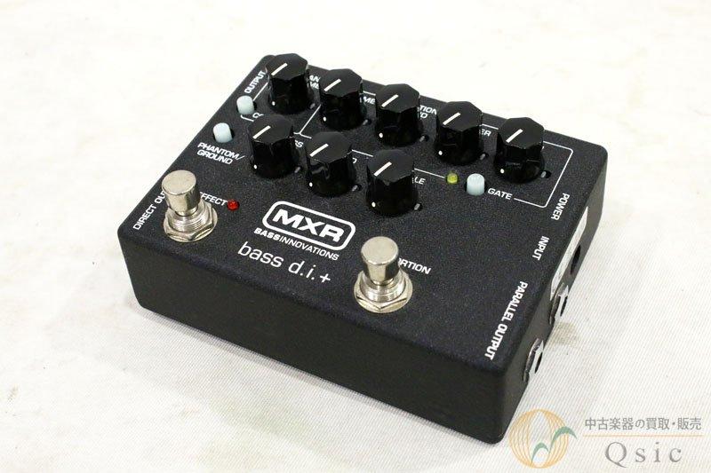 MXR M80 Bass D.I+ [UH130]