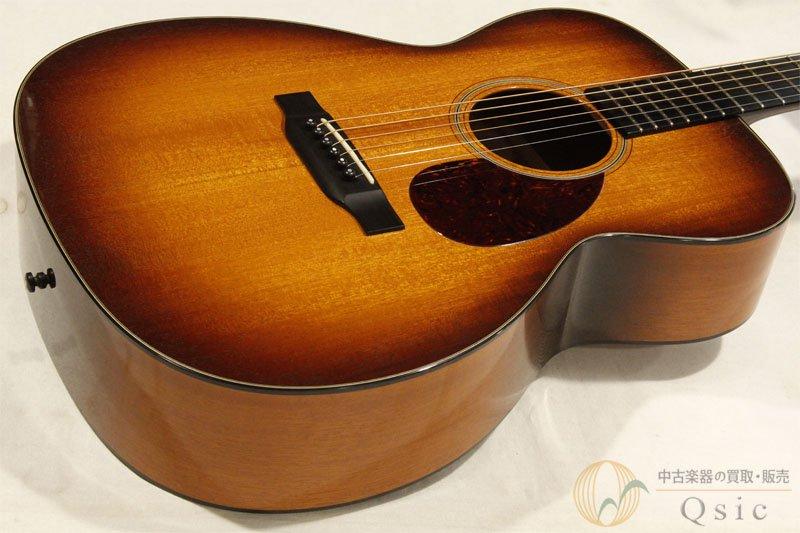 Collings Guitars OM-1 Mh SB 2015年製 【返品OK】[UH616]