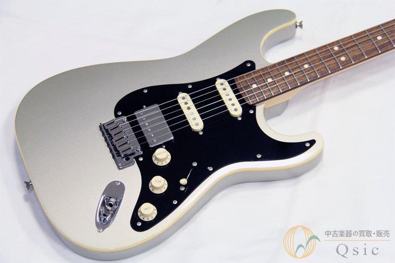 Fender Made in Japan Modern Stratocaster HSS Inca silver 2019年製 【返品OK】[UH491]