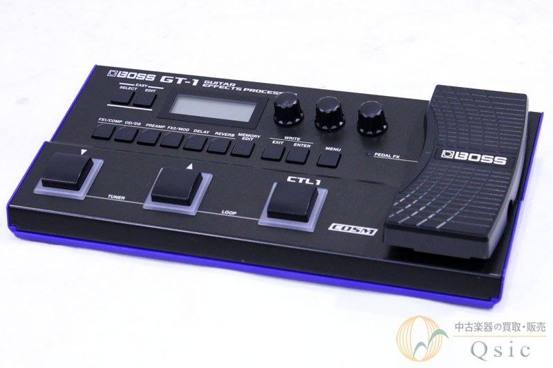 BOSS GT-1 Guitar Effects Processor 2020年製 [UH550]