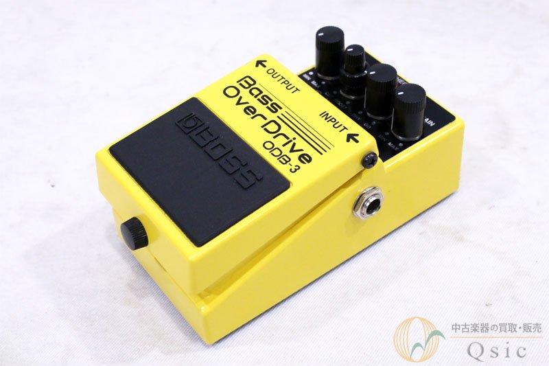 BOSS ODB-3 Bass OverDrive [UH633]●