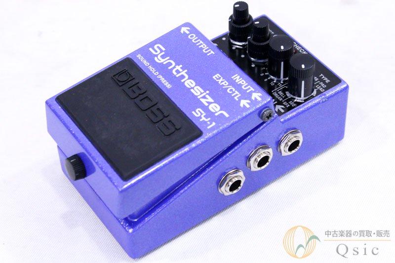 BOSS SY-1 Syntersizer [UH567]●