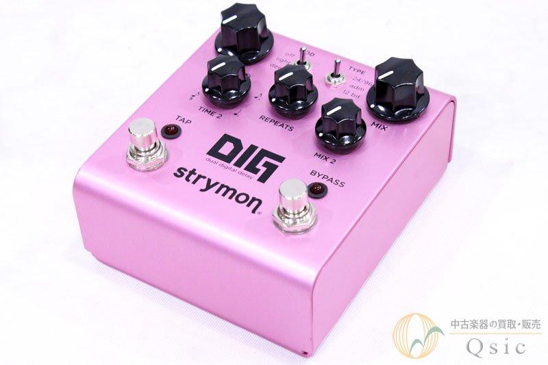 strymon DIG Dual Digital Delay [UH604]