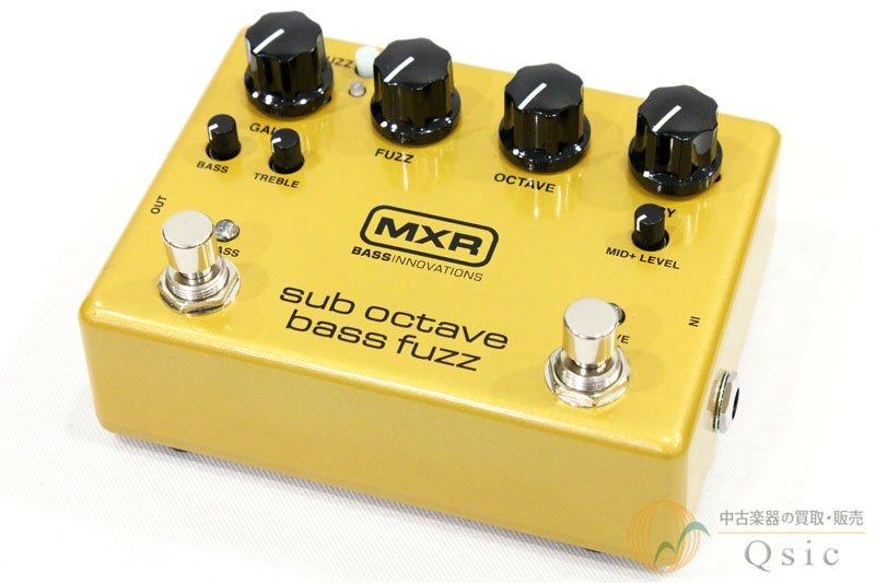 MXR M287 Sub Octave Bass Fuzz [VH082]