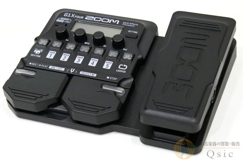 ZOOM G1X FOUR [VH923]