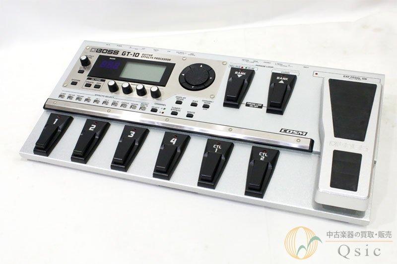 BOSS GT-10 [VH765]