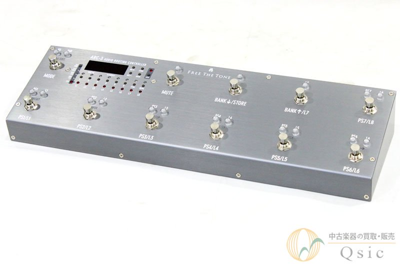 Free The Tone ARC-3 Audio Routing Controller  [VH464]