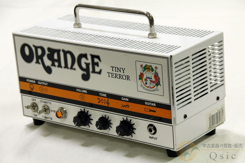 ORANGE TINY TERROR [VH344]