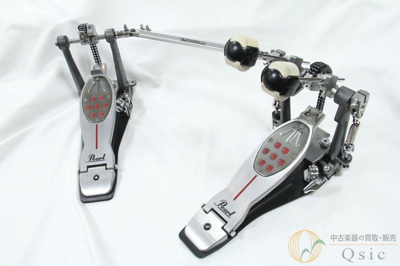 Pearl P-2052C Eliminator: Redline Double Bass Drum Pedal [UH419]