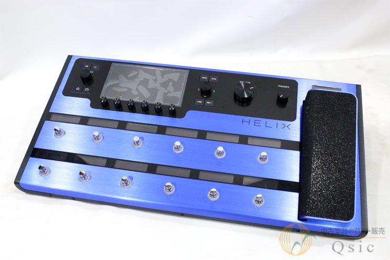 Line6 Helix Floor Lightning Blue [VH631]