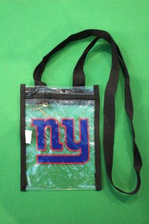 NFL NEWYORK GIANTS CLEAR POUCH(ジャイアンツ クリア ポーチ)