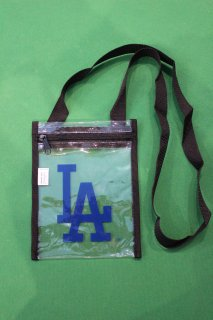 MLB LOS ANGELS DODGERS CLEAR POUCH(ドジャース クリア ポーチ)