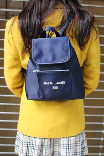 LADIES POLO BY RALPH LAUREN LOGO BAG(ポロ バック)