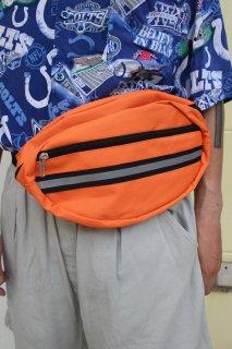 REFLECTOR TAPE WAIST BAG(リフレクター テープ ウエストバッグ)