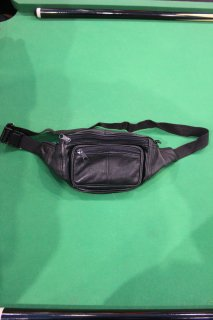 LEATHER WAIST POUCH(レザー ウエスト ポーチ)