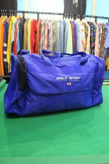 <img class='new_mark_img1' src='https://img.shop-pro.jp/img/new/icons20.gif' style='border:none;display:inline;margin:0px;padding:0px;width:auto;' />POLO SPORT DRUM BAG(ポロスポーツ ドラムバッグ)