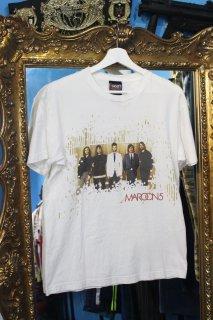 MAROON 5 OFFICIAL WORLD TOUR T-SHIRT(マルーン5 ワールドツアー Tシャツ)