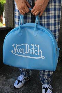 VON DUTCH CLEAR BAG(ボン・ダッチ クリア バッグ)